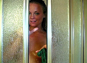 Teasing - shower Teasing 1